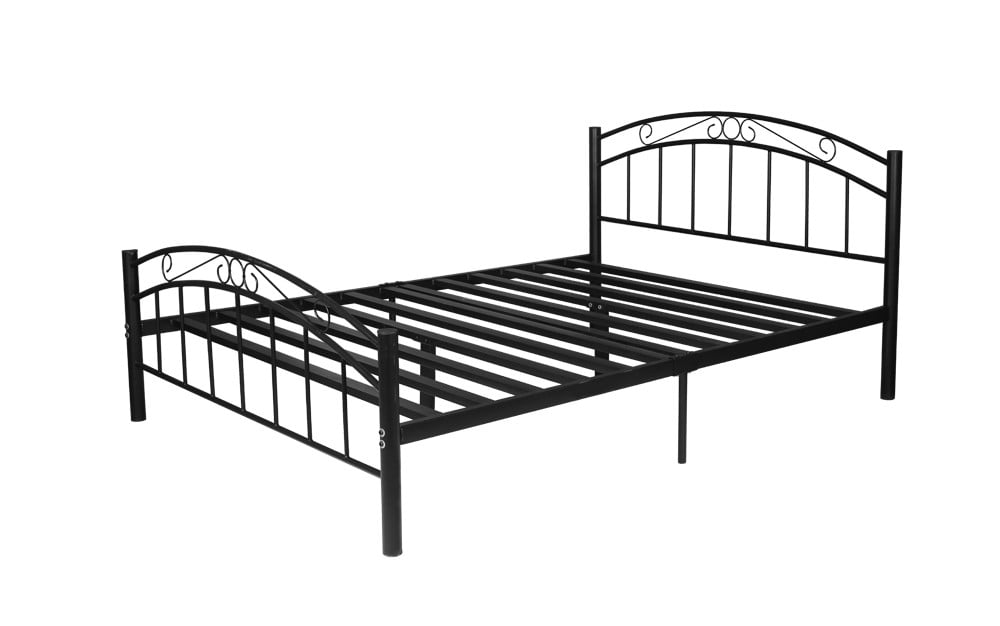 Black Metal Bed Frame Sydney Bed